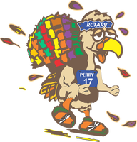 2018 Perry Rotary Turkey Trot 5K
