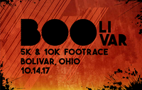 Register for 2018 The BOOlivar! 10K and 5K