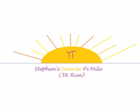 2018 Stephen's Sunrise Pi Mile