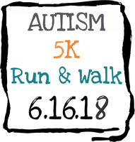 Register for 2019 Autism 5k Run & Walk
