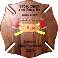 2018 Stop, Drop, and Roll 5K