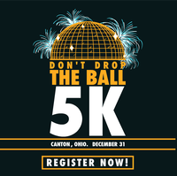 Register for 2018 Don't Drop the Ball 5K