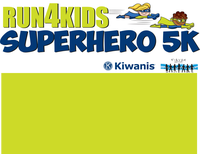 2018 Run4Kids SuperHero 5K