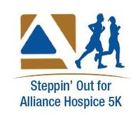 Register for 2018 Steppin' Out for Alliance Hospice 5K