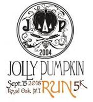 Register for 2019 Jolly Pumpkin Run