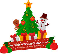 Register for 2018 No Child Without A Christmas 5k