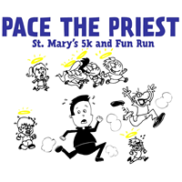 Register for 2019 St. Mary's Pace the Priest 5K Run/Walk