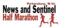 2019 Parkersburg News and Sentinel Half Marathon and Two Mile Race