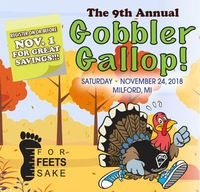 Register for 2018 Gobbler Gallop