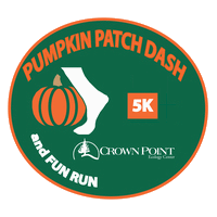 Register for 2019 Crown Point Pumpkin Patch Dash 5K Run/Walk