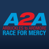 Register for Arbuckles to Ardmore Race for Mercy