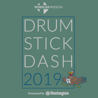 Register for 2019 Wheeler Mission Drumstick Dash