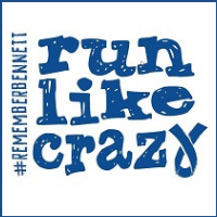 Register for 2019 Run Like Crazy