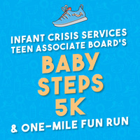 Register for 2021 Baby Steps 5K and 1 Mile Fun Run