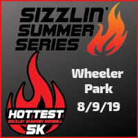 Register for 2019 Hottest 5K