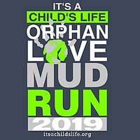 Register for 2019 Orphan Love Mud Run