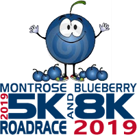 Register for 2019 Montrose Blueberry 5K and 8K Races