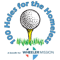 Register for 2019 100 Holes for Homeless