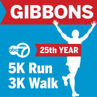 Register for 2019 ABC7 Gibbons 5K Run and 3K Walk