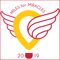 Register for 2019 Miles for Miracles