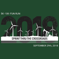 Register for 2019 Sprint Thru the Crossroads