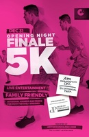 Register for Opening Night Finale 5K, Presented by Parrish DeVaughn