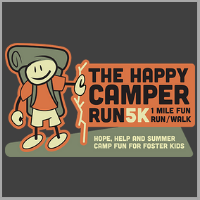 Register for 2020 Happy Camper Run