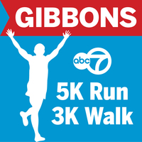 Register for 2021 ABC7 Gibbons Virtual 5K Run and 3K Walk