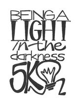 Register for Being a Light in the Darkness