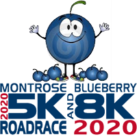 Register for 2020 Montrose Blueberry 5K and 8K Races