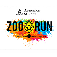 Register for 2020 Ascension St. John Tulsa Zoo Run