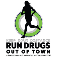 Register for 2020 Keep Your Distance | Run Drugs out of Town Virtual Event