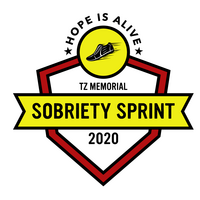 Register for 2020 Hope is Alive - Sobriety Sprint