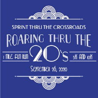 Register for 2020 Sprint Thru the Crossroads