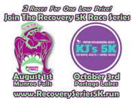 Register for Recovery Race Series