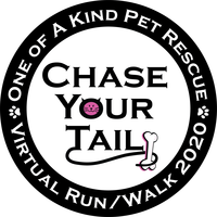 Register for 2020 Virtual Chase Your Tail - 1 Mile Doggie Dash, 5K and 10K