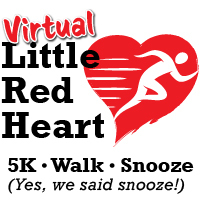 2020 Little Red Heart Virtual 5K
