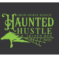 Register for 2021 Iron Horse Ranch Haunted Hustle
