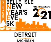 Belle Isle New Year's Eve Run