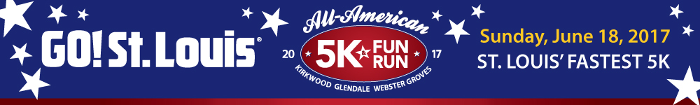 Register for the 2017 All-American 5k & Fun Run