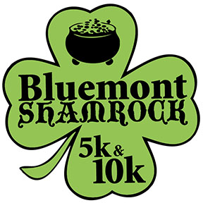 Register for the 2017 Bluemont Shamrock 5k/10k