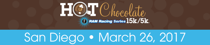 Register for the 2017 Hot Chocolate 15K/5K - San Diego