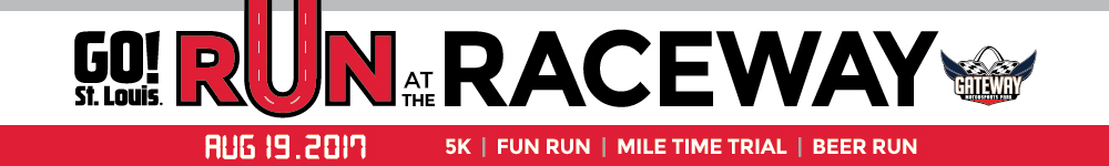 Register for the 2017 Run at the Raceway