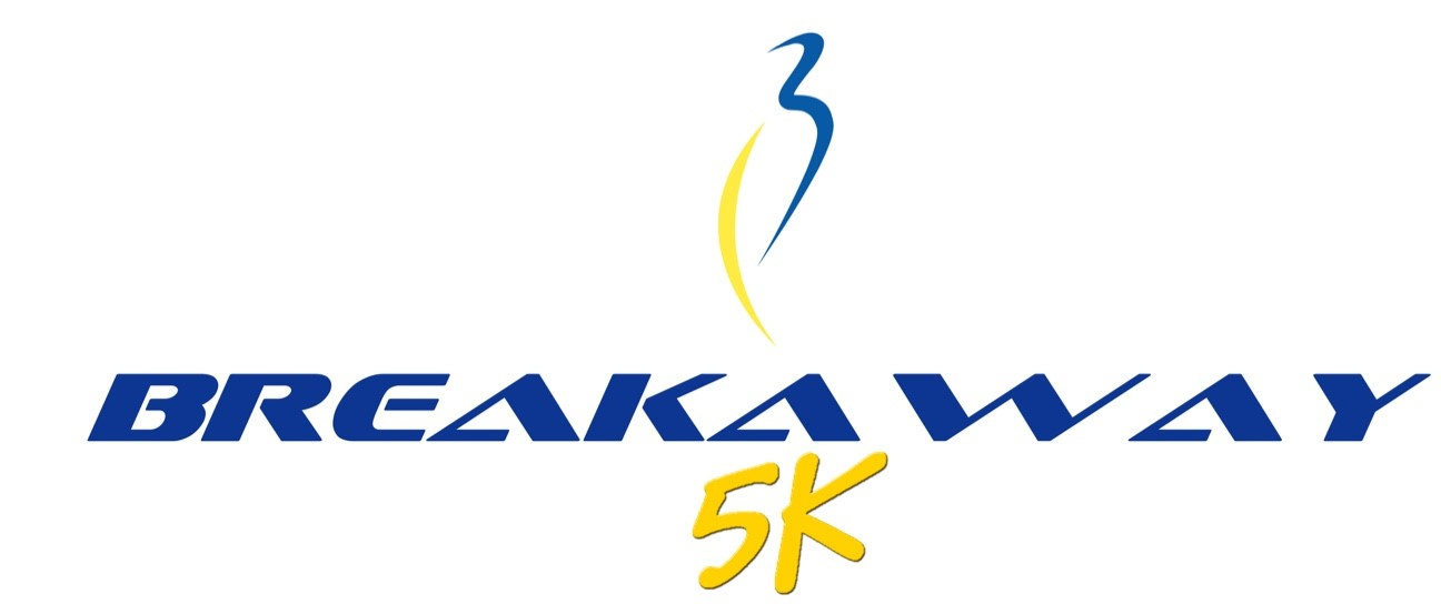 Register for the 2017 BREAKAWAY 5k & Fun Run