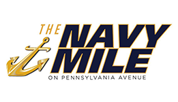 Register for the 2017 Navy Mile on Pennsylvania Ave