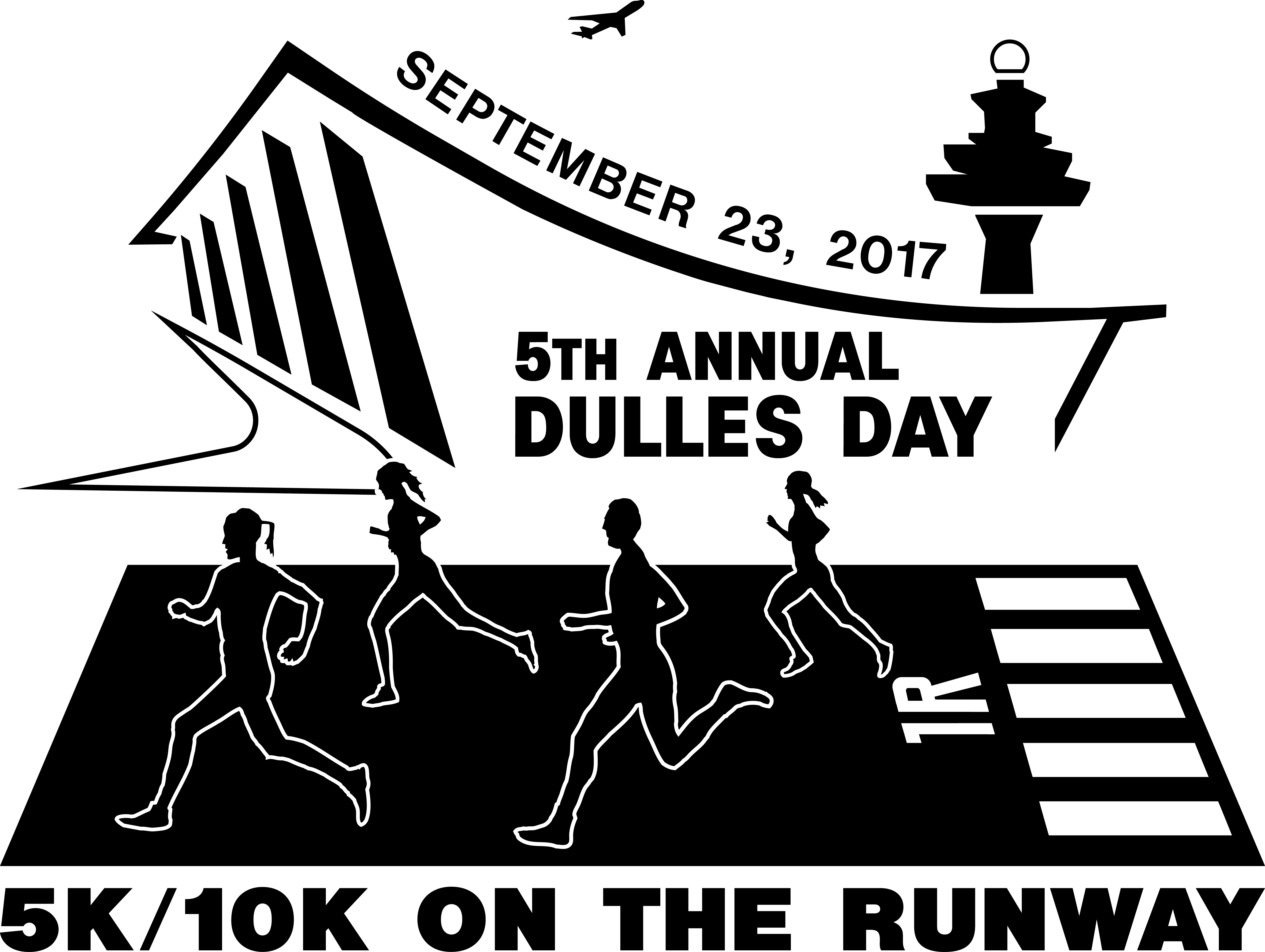Register for the 2017 Dulles Day 5k/10k On the Runway