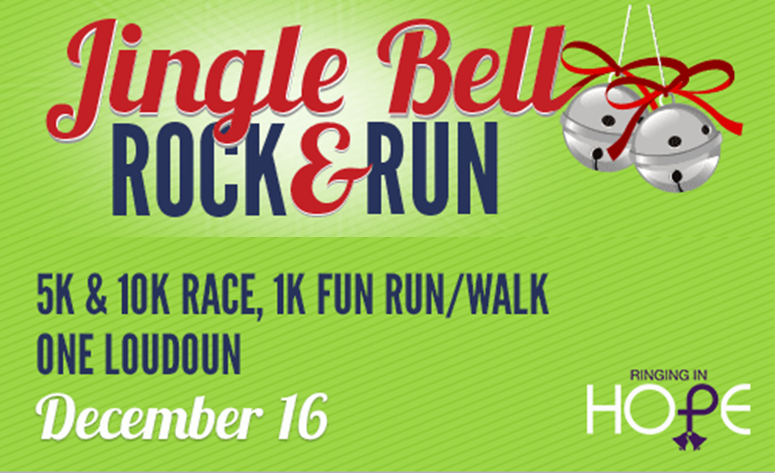 Register for the 2017 Ringing in Hope: Jingle Bell Rock & Run