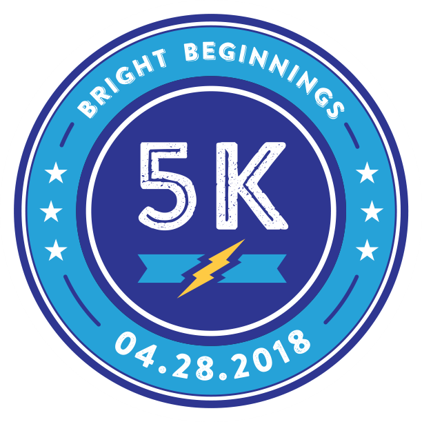 Register for the 2018 Bright Beginnings Inc 5k