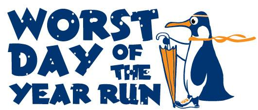 Register for the Worst Day of the Year Run - Portland, OR