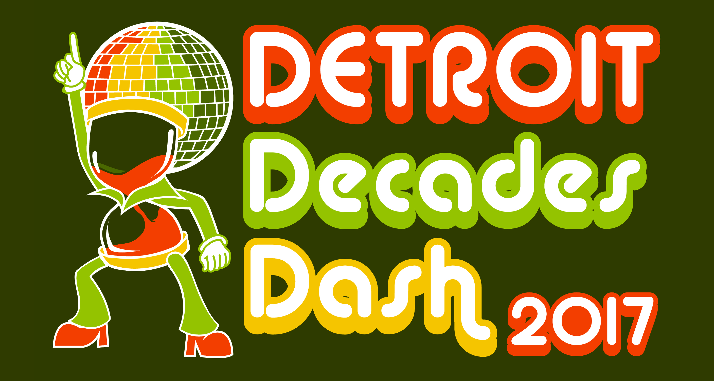 Register for the 2017 Detroit Decades Dash